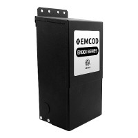 EMCOD EM150S24AC 150watt 24volt LED AC driver indoor outdoor magnetic dimmable